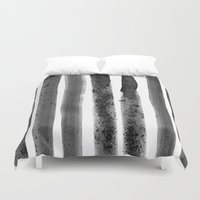 channel Duvet Covers featuring Channel by HENRIPRINTS