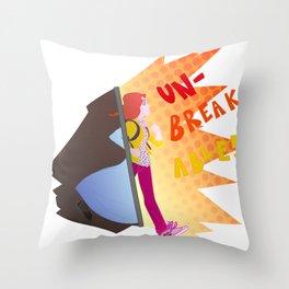 Unbreakable Kimmy Schmidt Throw Pillow