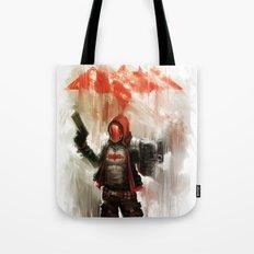 REDhood Tote Bag