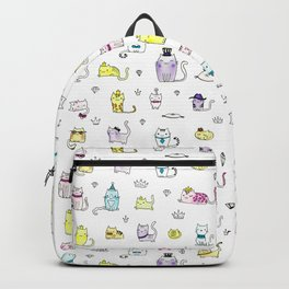 Cats in Couture Backpack