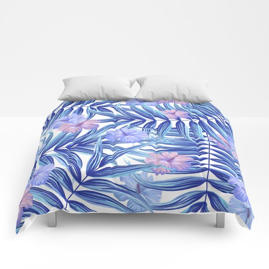 Hawaiian Pattern Comforters