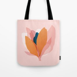 Abstraction_Floral_Blossom Tote Bag