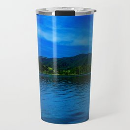 Bavaria Lake Schliersee Travel Mug