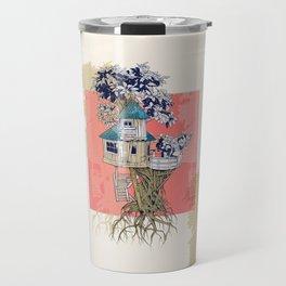 Treehouse colors Travel Mug