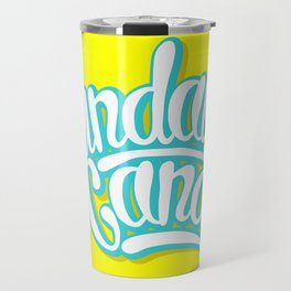 Sunday Candy Travel Mug