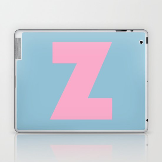 Z is for... Laptop & iPad Skin
