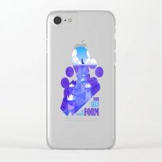 Self Clear iPhone Case