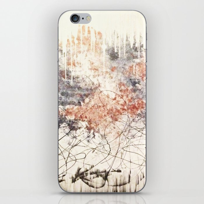 Beauty in Chaos iPhone Skin