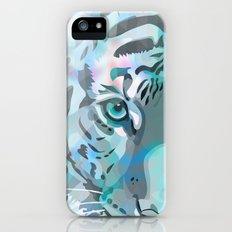 Blue Tiger iPhone (5, 5s) Slim Case