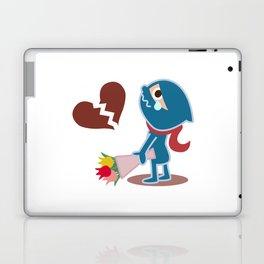 Ninja! Secret picture scroll of Anko Ogura. Laptop & iPad Skin