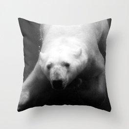 Polar Bliss Throw Pillow