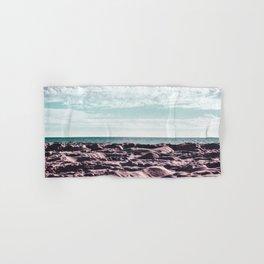 Pinksy Beachy Hand & Bath Towel