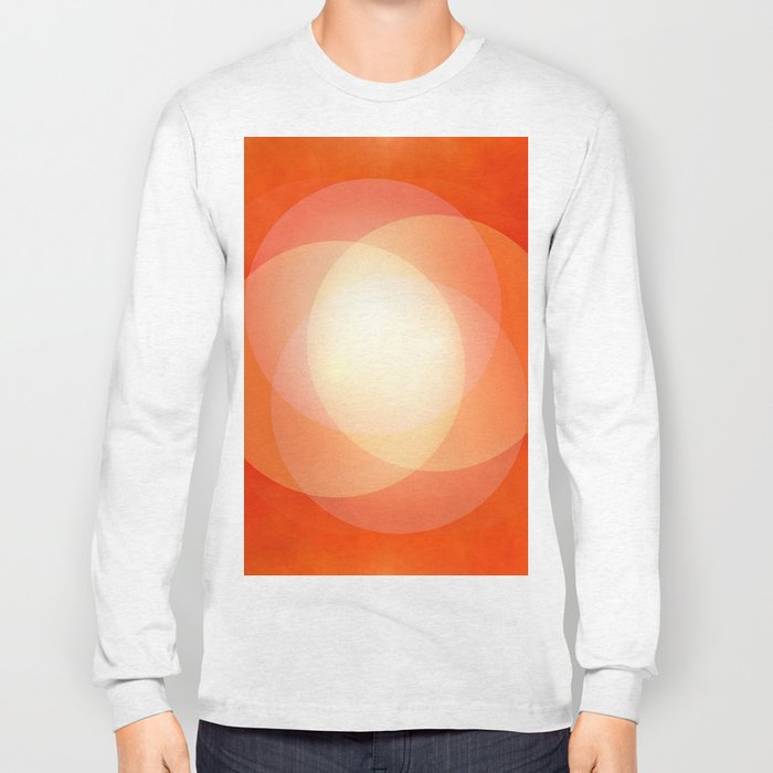 Abstract 2017 010 Long Sleeve T-shirt