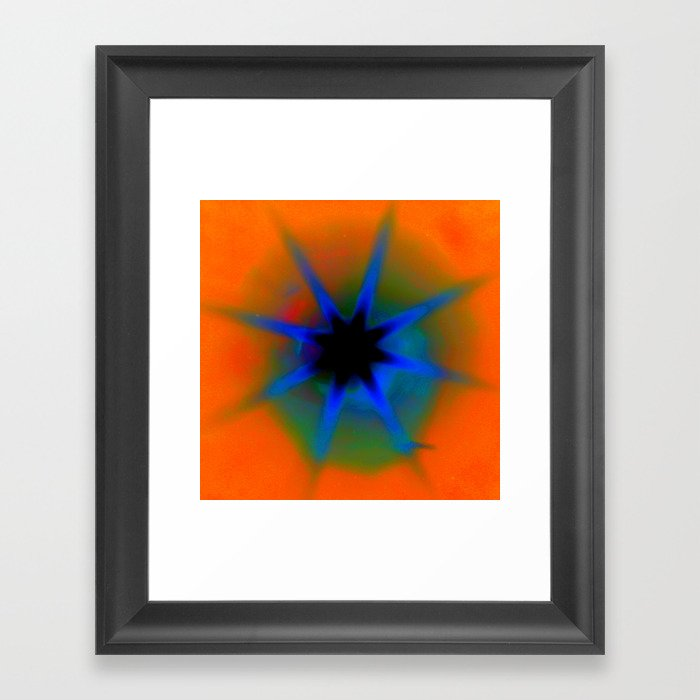 Big Bang Natural Science Philosophy Religion and all the rest Framed Art Print