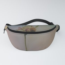 Once Upon a Time a Dancer Rose Fanny Pack