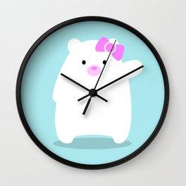 Hello Cub! Wall Clock