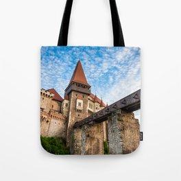 Corvin Castle, Transylvania Tote Bag