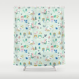 We Are Family! Shower Curtain