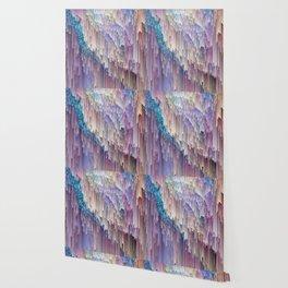 Dripping Rainbow Wallpaper