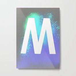 Matt Metal Print