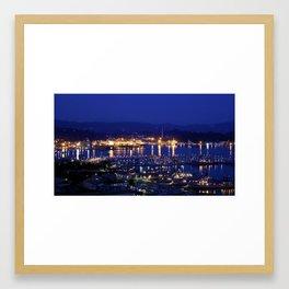 La Spezia Porto Framed Art Print
