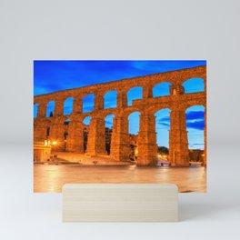 Segovia, Spain.  Mini Art Print