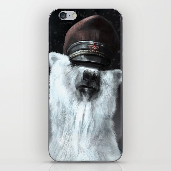 The General iPhone & iPod Skin
