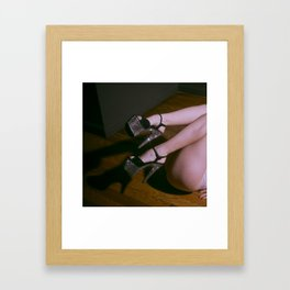 PLEASERS Framed Art Print