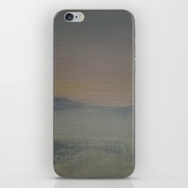 Winter tranquility iPhone Skin