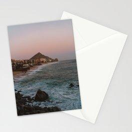 Cabo Sunset Stationery Cards
