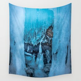 The Ice Palace Wall Tapestry