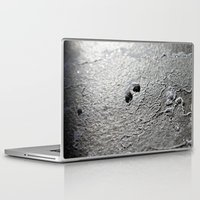 salt water Laptop & iPad Skins featuring Salt by Inaereaedificare