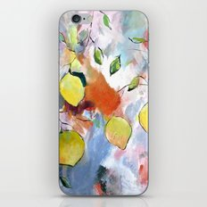 When Life Gives You Lemons, Paint Them iPhone & iPod Skin