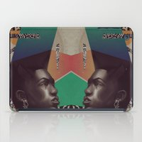 grace iPad Cases featuring Grace by Galvanise The Dog