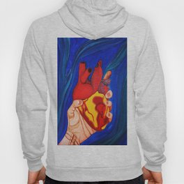 Heart in Hand Hoody
