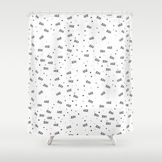 SIESTA nº 2 Shower Curtain