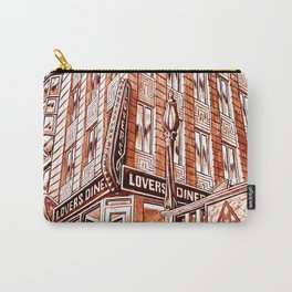 Lovers Diner Carry-All Pouch
