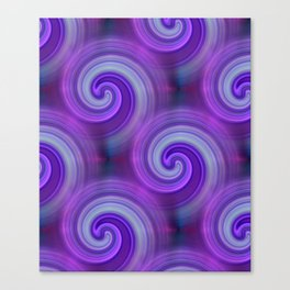 2D - abstraction -b- Canvas Print
