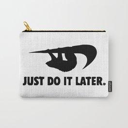 Sloth Procrastinator Motivator Carry-All Pouch