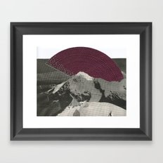 Pinnacle Framed Art Print