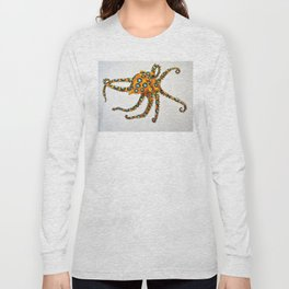 Blue ringed Octopus Long Sleeve T-shirt