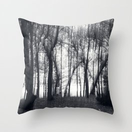Surreal Forest 2 Throw Pillow