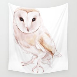 I dont give a Hoot Wall Tapestry