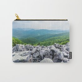 Rock & Rolling Hills Carry-All Pouch