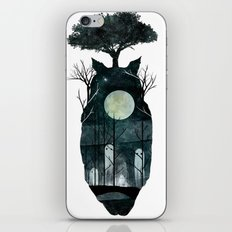 March of the Forest Spirits iPhone Skin