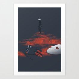 Tokyo Ghoul - 993 Art Print