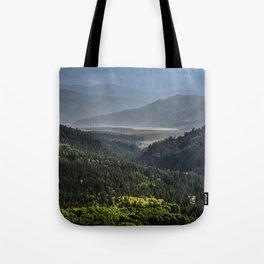 Monarch Pass, Colorado Tote Bag