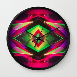 Lazerz Wall Clock