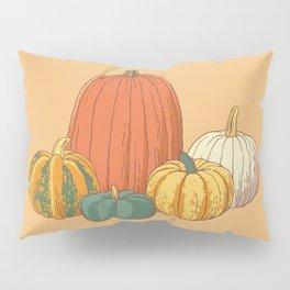 Fall Pumpkins Pillow Sham