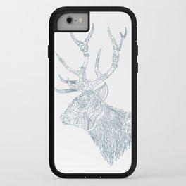 Electro Deer iPhone Case